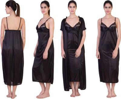Adonia Women's Nighty with Robe