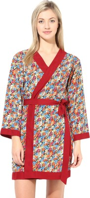 Athena Women's Nighty(Multicolor) at flipkart