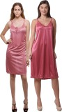 Being Fab Women's Nighty (Pink)