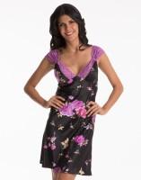 PrettySecrets Women's(Black, Purple)