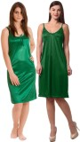 Being Fab Women's Nighty (Green)