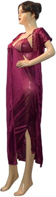 Yumlookup Women's Nighty