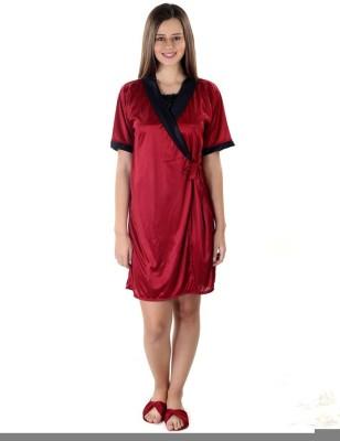 Se Deplace Women's Robe