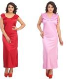 Guru Nanak Fashions Women's Nighty with ...