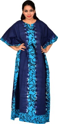 ACCEDO Women's Nighty with Robe
