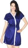 Kanika Women's Robe (Blue)