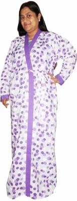 Elegancia Apparels Women,s Dressing Gown