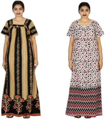 Maa Collection Women's Nighty