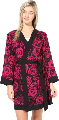 Athena Women's Nighty(Pink) at flipkart