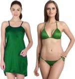 You Forever Women's Nighty (Green)