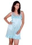 Kanika Women's Nighty (Blue)