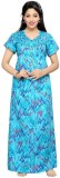 Me-2 Women's Nighty (Blue)