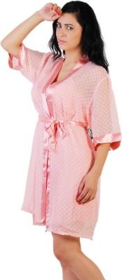 La Zoya Women's Nighty with Robe