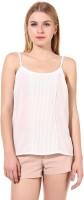 Oxolloxo Women's Clothing - Oxolloxo Women's Nighty(White)