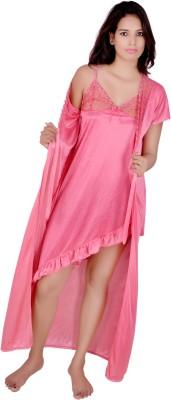 Kanika Women's Nighty with Robe