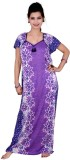Kismat Fashion Women's Nighty (Multicolo...