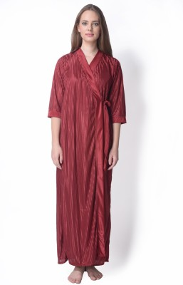 Ginni Women's Nighty with Robe