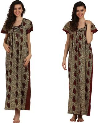 Miavii Women's Nighty