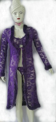 Back The Collection Women's Robe