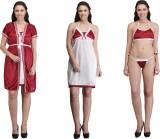 Crazeis Women's (Red, White)
