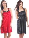 Fasense Women's (Black, Red)