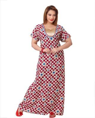 Eazy Women's Night Dress