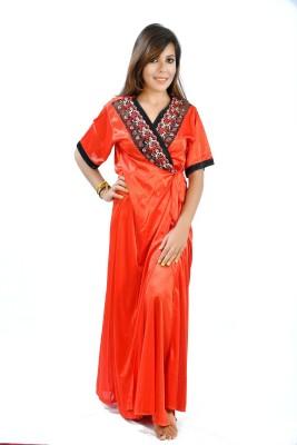 Fashion Zilla Women's Nighty with Robe