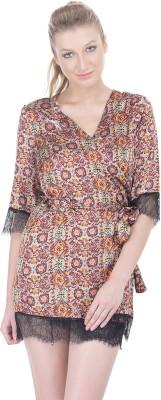 Oxolloxo Women's Robe(Multicolor) at flipkart
