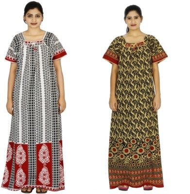 Maa Collection Women's Nighty