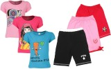 Gkidz Girls Casual T-shirt
