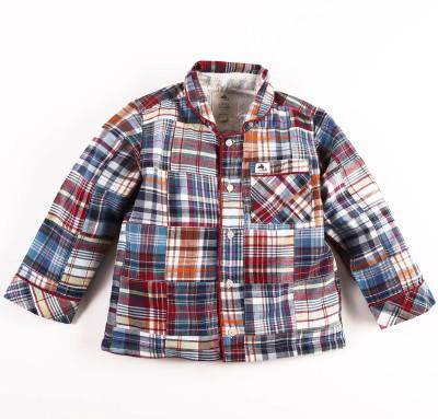 Cherry Crumble California Girl's Checkered Blue Top & Pyjama Set