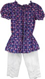 SSMITN Kids Nightwear Girls Printed Cott...