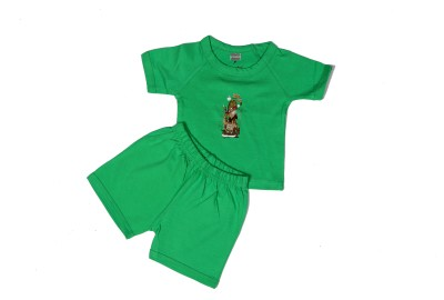 Sarodee Baby Boy's Green Bodysuit
