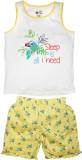 FS Mini Klub Kids Nightwear Girls Printe...