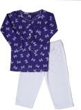 Earth Conscious Kids Nightwear Girls Che...