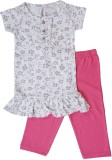 Earth Conscious Kids Nightwear Girls Flo...