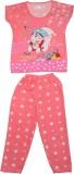 Camey Kids Nightwear Girls Printed