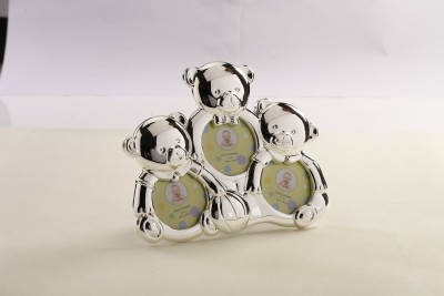 Ojas Silver-plated Photo Frame