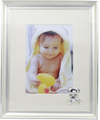 Aurazstore Silver-plated Photo Frame