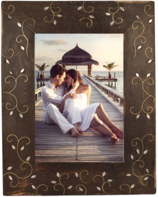 Sterling Comercio Wood Photo Frame