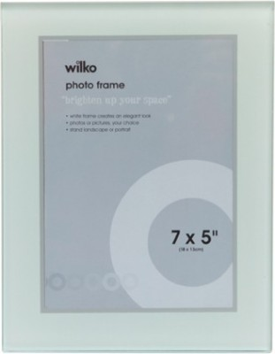Easyhome Glass Photo Frame