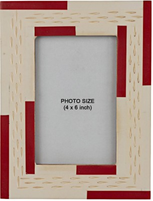 Fine Craft India Wood Photo Frame
