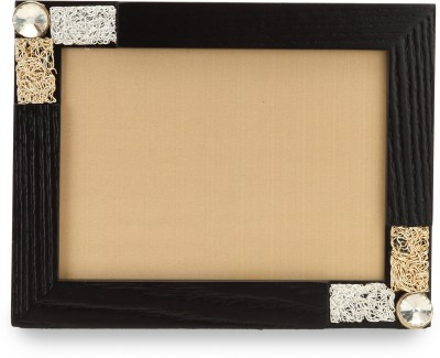 Cocktail Wood Photo Frame