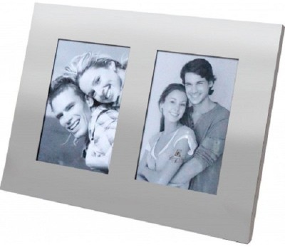 Ellis Metal, Glass Photo Frame