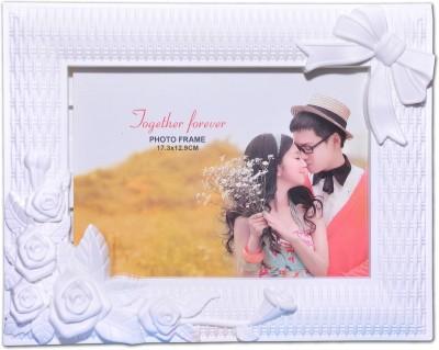 Blossoms Glass Photo Frame