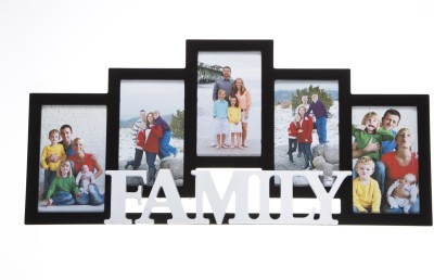 Smile2u Retailers Glass Photo Frame