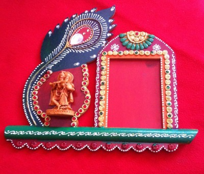 Gunjan Creations Wood Photo Frame