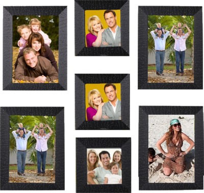 Sifty Collection Glass, MDF Photo Frame