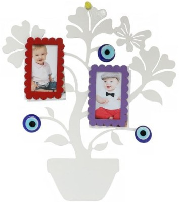 NAZAR STORE Metal Photo Frame