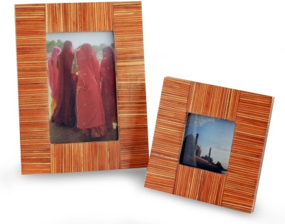 Uptown Laila Wood Photo Frame
